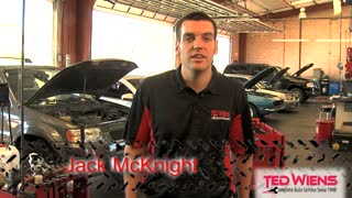 Las Vegas Oil Change | Ted Wiens Tire & Auto | 702-735-7315 - Video