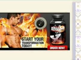 Muscle factor X | Muscle Factor X Reviews - Video