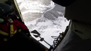How to Start a Massive Controlled Avalanche - Video