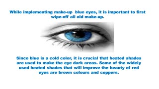 Eye Makeup For Blue Eyes - Video
