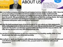 personal assistant services,Office Administration,virtual assistant - Video