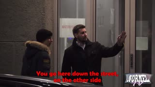Russian Bank Robber Prank - Video