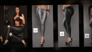 Leggins de cuero 2014 - Video