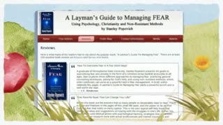 Managing Fear Book Receives Hundreds Of Book Reviews - Video