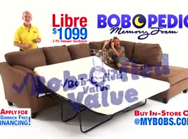 Bobs Furniture 4 - Video