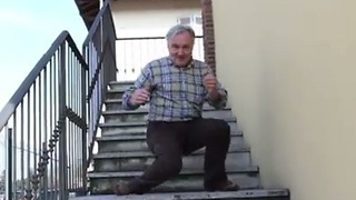 Old People Dancing to Pharrell's 'Happy' - Video