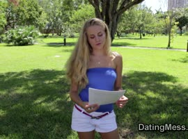 Online Dating Message - Hot As Fuck - Video