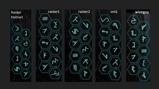 All Halo 4 Secret Codes! - Video