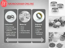 Name Jewelry Makes a Great Gift – Monogramonline Jewelry Shop