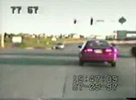 Gone in a few seconds master driver - Video