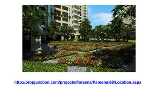 Pareena New Project @ 8826419900