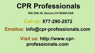CPR Professionals - Video