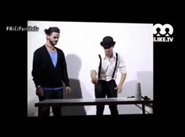 Michael Da Illusionist On iLikeTV - Video