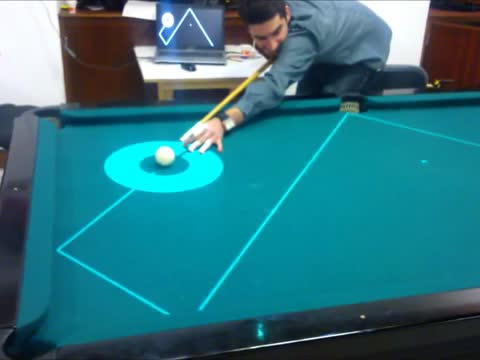 school pool table