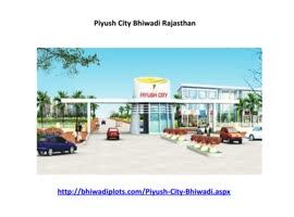 Bhiwadi Plots , Residential Plot Rates @ 9818993214 - Video
