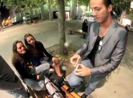 Michael Da Illusionist - Magic In Legnano City - Video