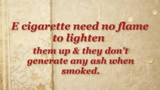 Electronic cigarette canada - Video