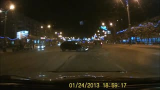 Rusian Car Crashes - Video
