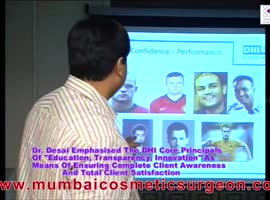 DHI Hair transplant India - Video