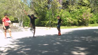 Summer Freestyle Football Skills - Video