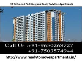 Dlf Richmond Park Gurgaon @9250911411 - Video