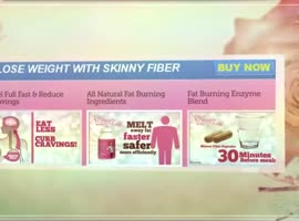 Skinny Fiber Reviews - Video