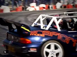 Some drift from Bulgaria - Video