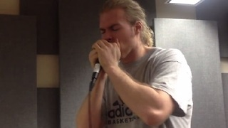 Ever See Beatbox-Harmonica Skills Like This? - Video