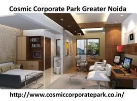 Cosmic Corporate Park @9650268727 - Video