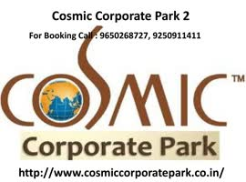 Cosmic Corporate Park 2 @9650268727 - Video
