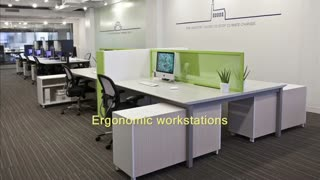 AIS Calibrate Workstation available at appliedergonomics - Video