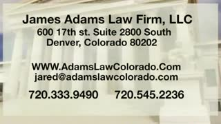 Need Criminal Defense Attorneys in Denver? Here's Adams Law Firm to Help You - Video