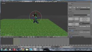 How to make Minecraft animation with Blender - Video