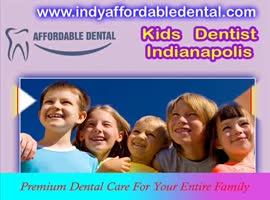 Cosmetic Dentist Indianapolis - Teeth Whitening Dentist - Kids Dentist