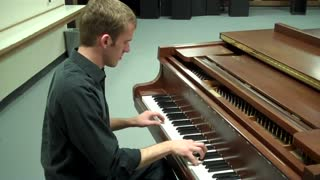 Great piano skills! - Video