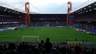 Sampdoria Stadium - Video