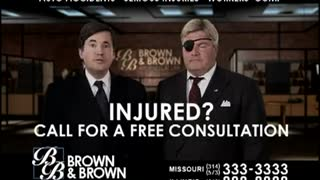 Benefits of consulting a Personal Injury Lawyers - Contact Brown & Brown Law Firm St. Louis - Video
