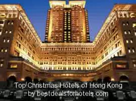 Top Christmas Hotels of Hong Kong by Best deals for hotels - Video