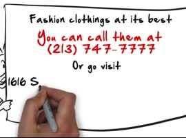 Fashion Makes Sense - Video
