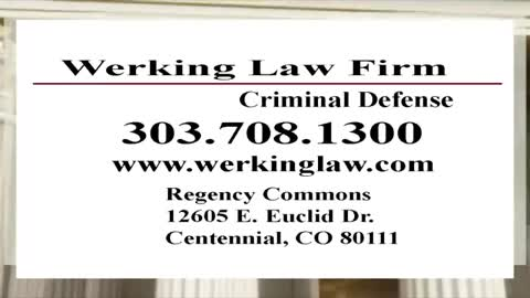 Have You been Charged with a Criminal Offense? Call on 303-565-7726
