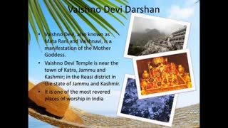 Mehak E Kashmir with Vaishno Devi, Vaishno Devi Tours, Vaishno Devi Packages From Delhi - Video
