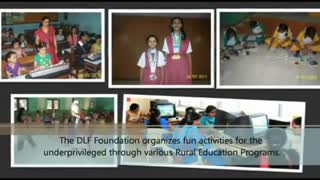 DLF Foundation helps Priya set on her journey to become an IAS offiser - Video