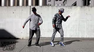 Almost Hypnotic Dubstep Dance Team - Video