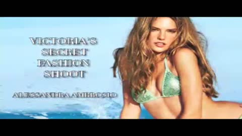 Secret Photoshoot BEHIND THE SCENES-Alessandra Ambrosio-Hot or Not