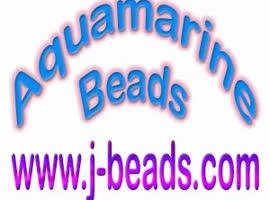 Faceted Aquamarine Gemstone Beads Wholesale - Video