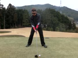Kung Fu Golf Shot! - Video