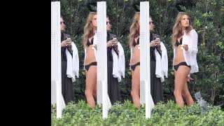 hotoshoot BEHIND THE SCENES-Alessandra Ambrosio-Hot or Not - Video