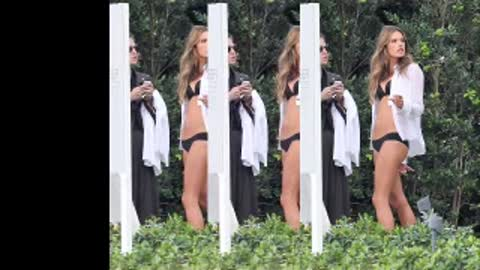 hotoshoot BEHIND THE SCENES-Alessandra Ambrosio-Hot or Not