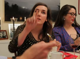 "Peloton Comedy's ""The Awkward Dinner Party"" - Video"