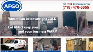 HVAC Air Conditioning Services - Video